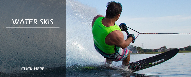 Buy Water Skis and Waterski Equipment